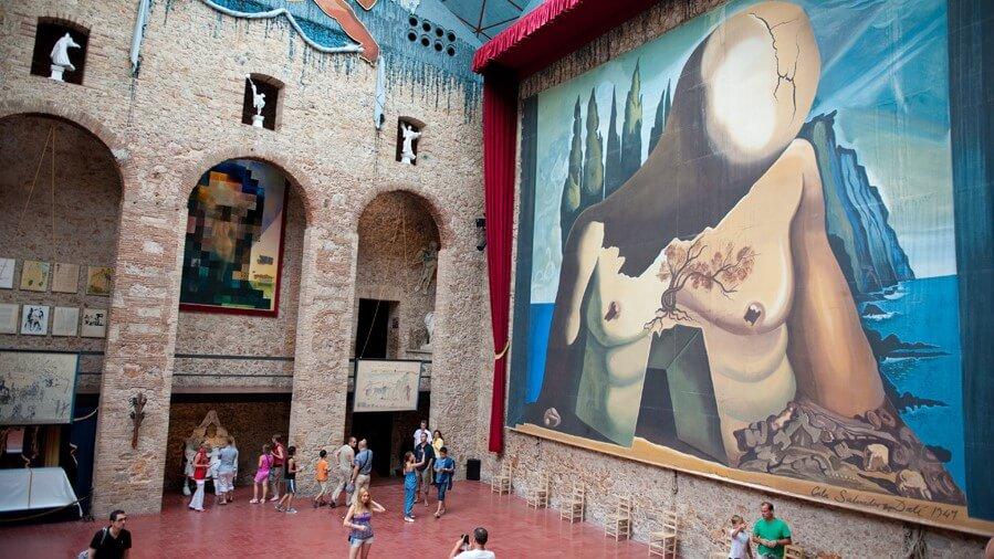 Dalí virtual tour