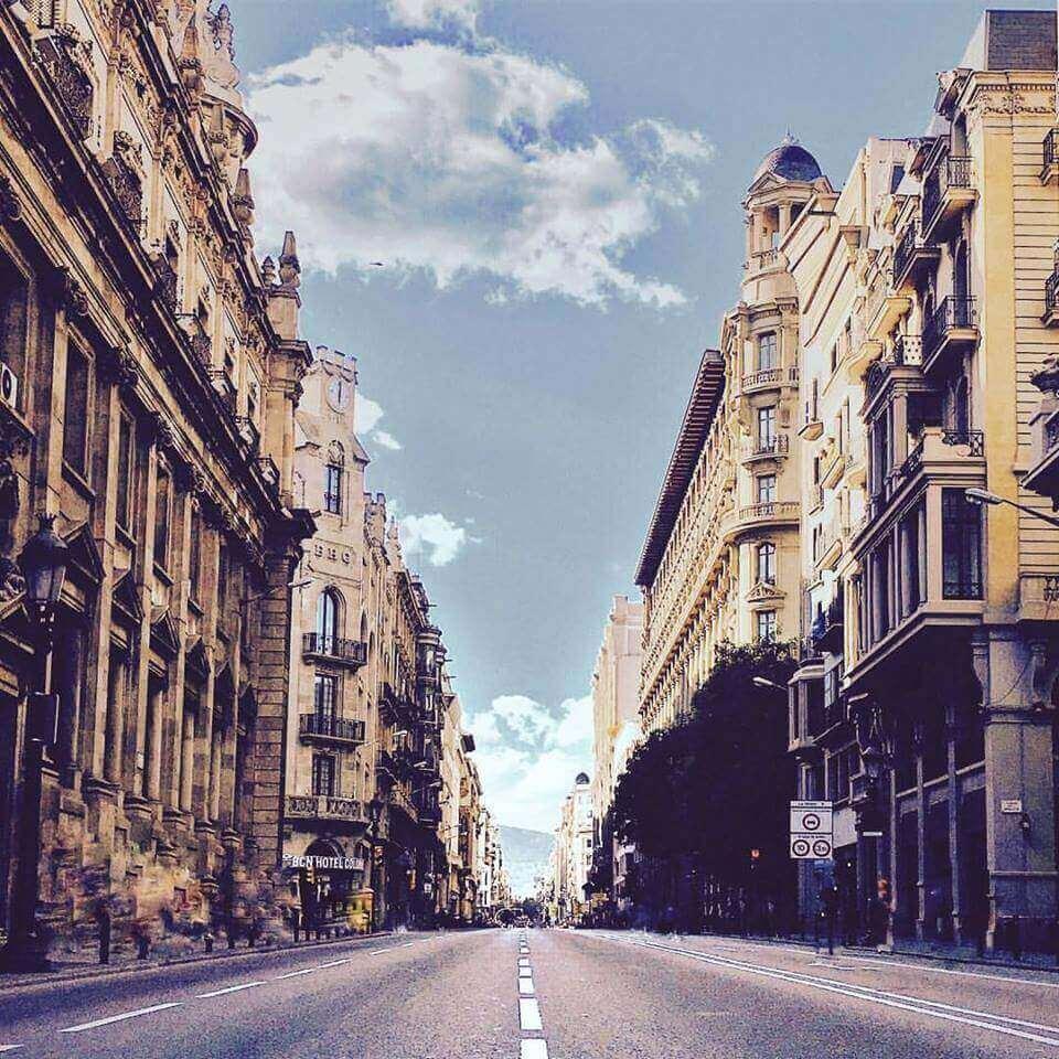 The silence of Barcelona